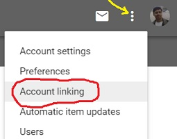 account linking