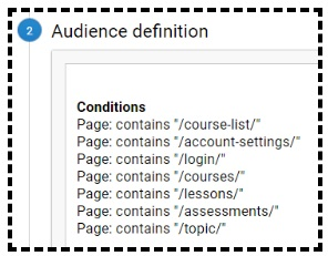 audience definition