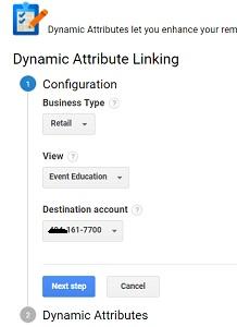 dynamic attribute linking 1