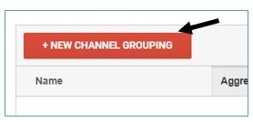 facebook referral traffic channel grouping button