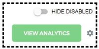 view analytics button