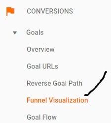 enhanced ecommerce tracking shopify funnel visulization report1