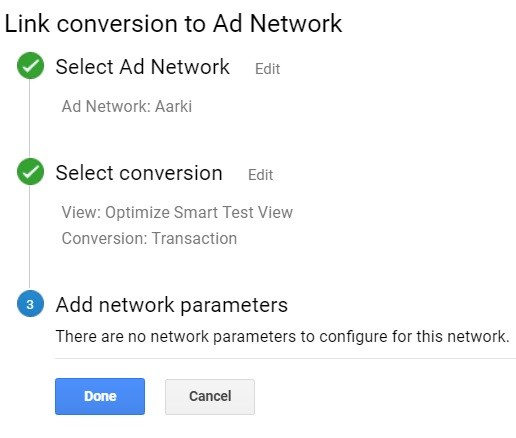 Introduction to Postbacks in Google Analytics