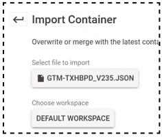import container