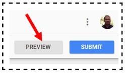 preview button