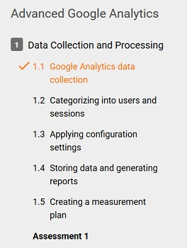 Google Analytics Certification (GAIQ) 2019 - Study guide