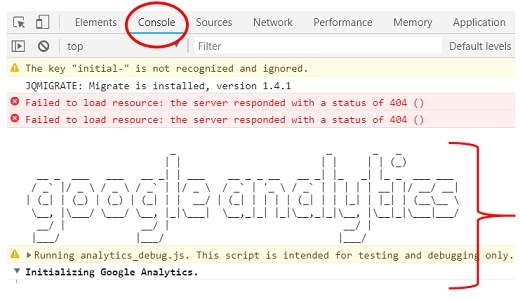 Beginners guide to Google Analytics Debugging