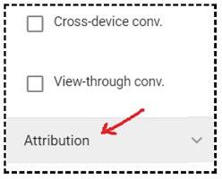 attribution link
