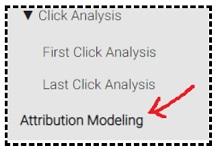 attribution modelling report1
