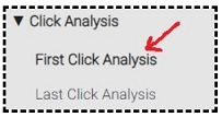 first click analysis report2