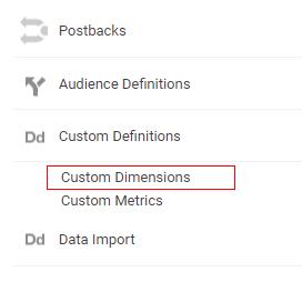 send client id gtm custom dimension