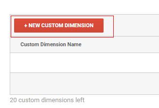 send client id gtm new custom dimension