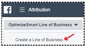 attribution menu