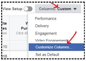 customize columns