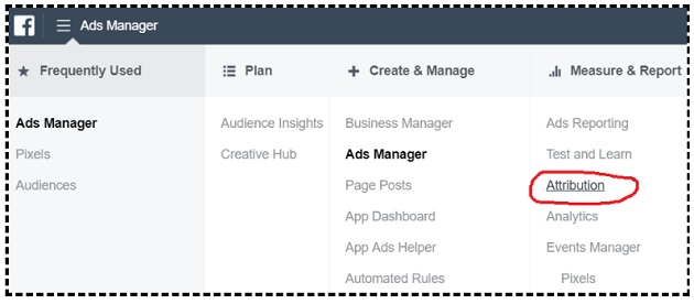 How to set up the Facebook Attribution Tool - Optimize Smart