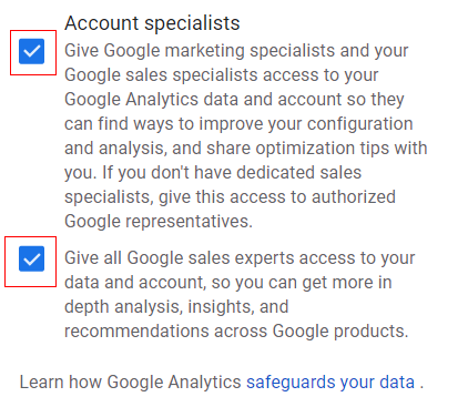 Account specialist