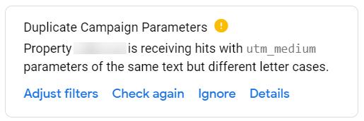 Duplicate Campaign Parameters