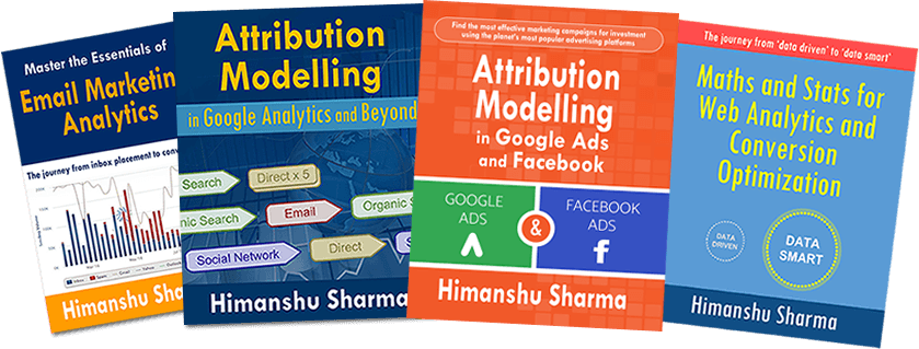 Web analytics books