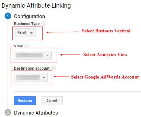 attributes configuration