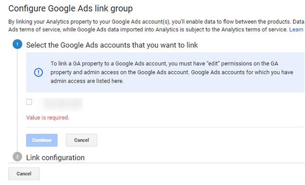 google ads analytics dont match Configure Google Ads Account