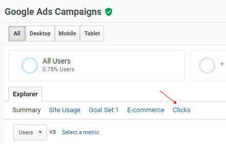 google ads analytics dont match Google Ads Clicks