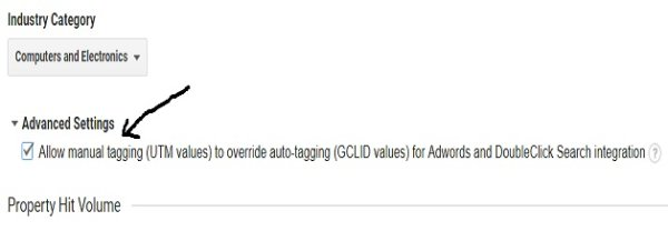 google ads analytics dont match allow manual tagging 600x208 1