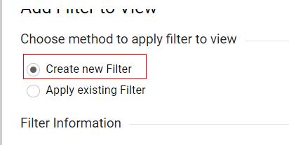 google ads analytics dont match create new filter
