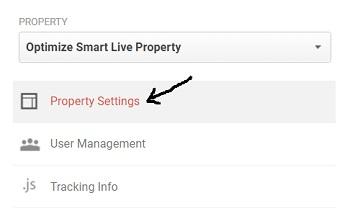 google ads analytics dont match property settings