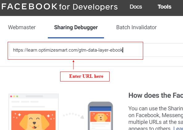 open graph protocol Fecebook dev tool