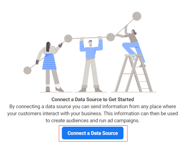 connect a data source