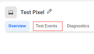 test events