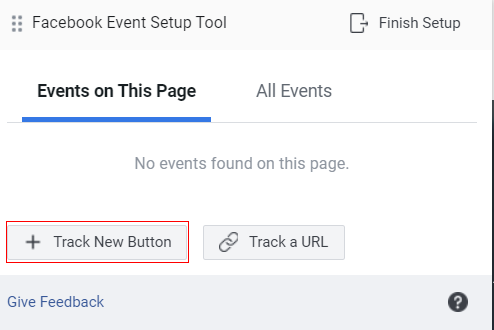 track new button