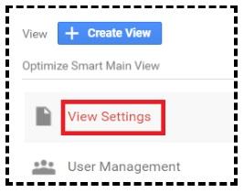 view settings 2