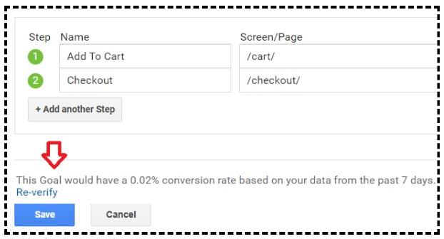 calculate conversion rate