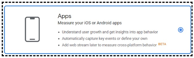 Introduction to Google Analytics Apps and Web Property