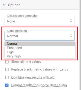 Data Precision