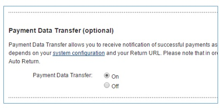 referrers payment gateways paypal pdt