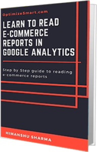 Get the ebook on learning to read e-commerce reports (100+ Pages)