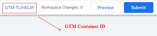 GTM ID