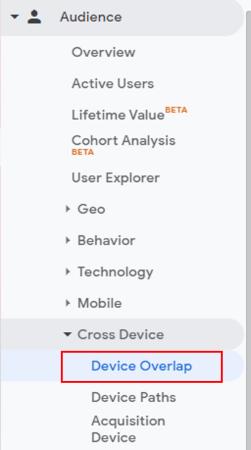 ga user id device overlap