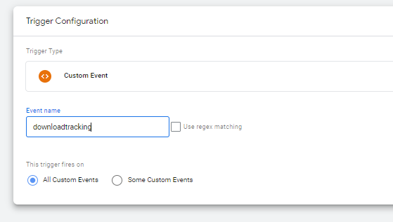 gtm event tracking download custom event tracking