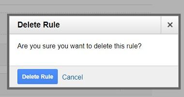 delete rule