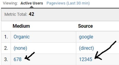 utm tracking traffic source2