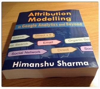 why direct traffic high attribution modelling book