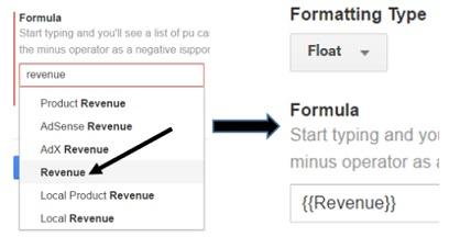 calculated metrics revenue