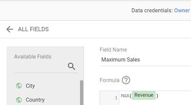 Maximum Sales