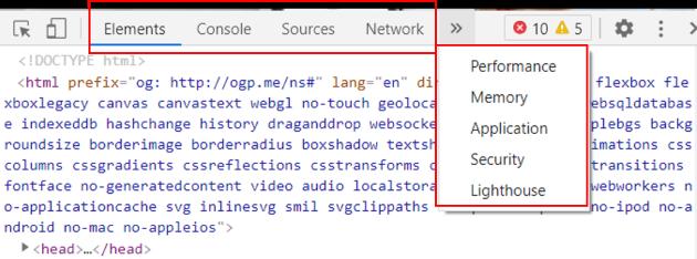 debugger tutorial console tab