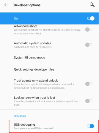 debugger tutorial debug enable
