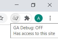 debugger tutorial ga debugger off