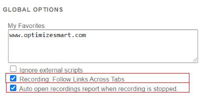 debugger tutorial global option tag assistant